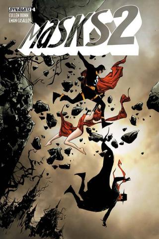 Masks 2 #4 (Lee Cover)