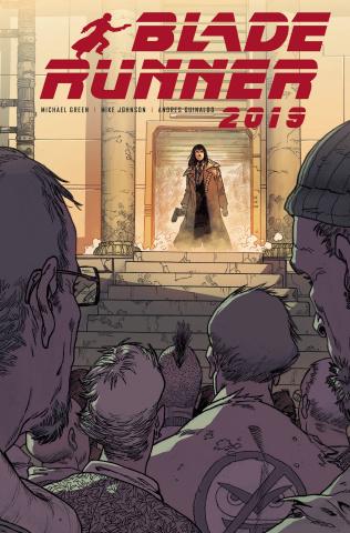 Blade Runner 2019 #8 (Guinaldo Cover)