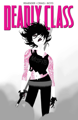Deadly Class #22 (Cover B)
