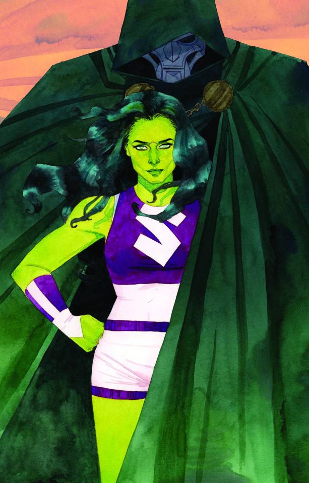 She-Hulk #3 (2nd Printing)