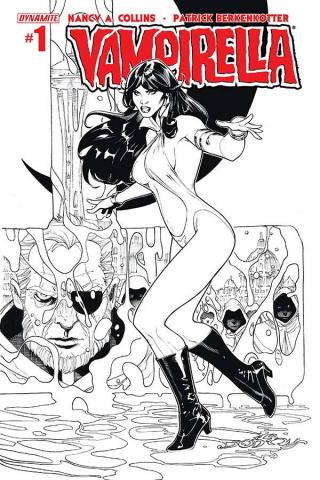 Vampirella #1 (2nd Printing)