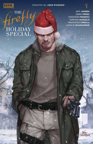 Firefly Holiday Special #1 (Lee Cover)