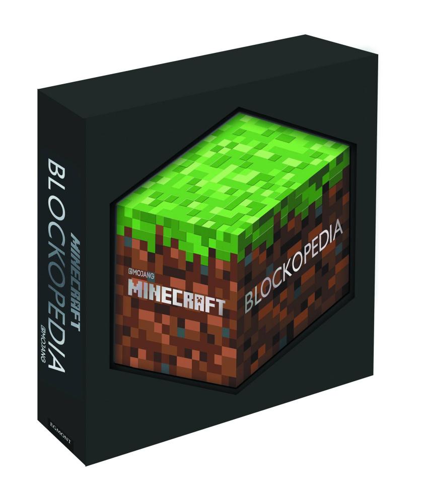 Minecraft: The Official Mojang Blockopedia