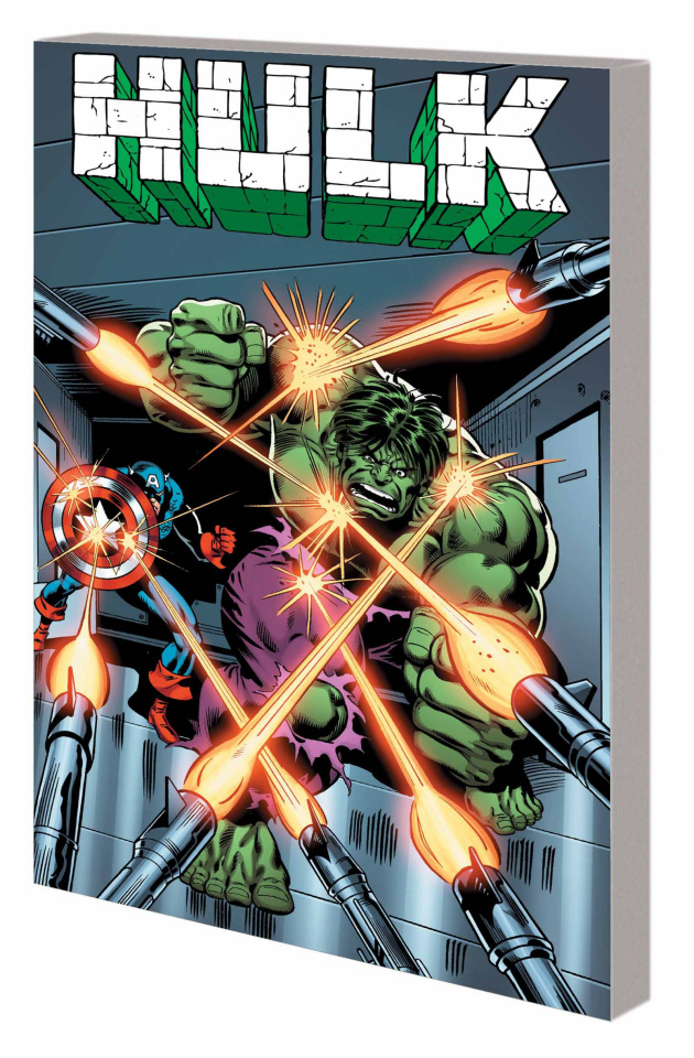 The Essential Hulk Vol. 7
