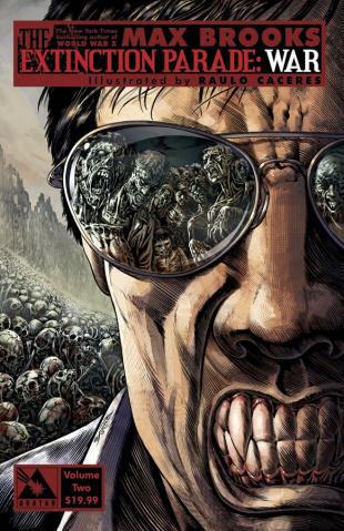 The Extinction Parade Vol. 2: War