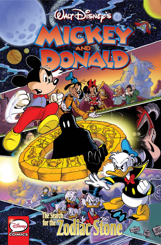 Mickey and Donald: The Search for the Zodiac Stone