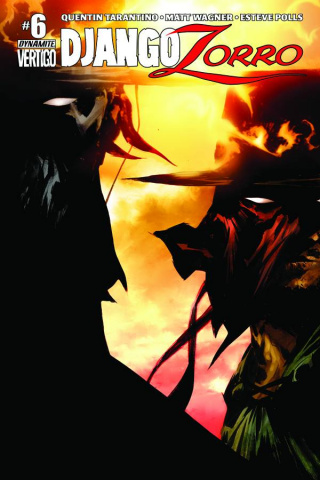 Django / Zorro #6 (Lee Cover)