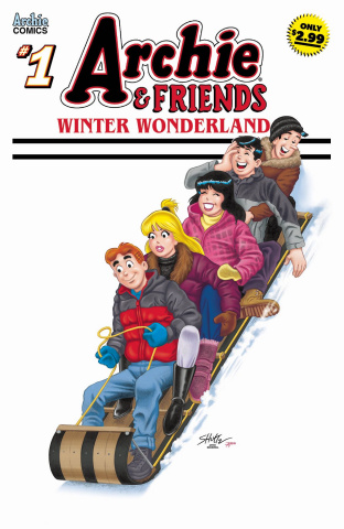 Archie & Friends: Winter Wonderland #1