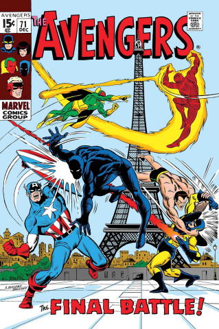 Avengers: Endgame #1 (True Believers)