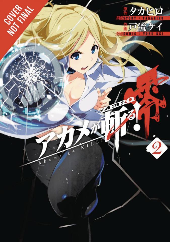 Akame Ga KILL! Zero Vol. 2