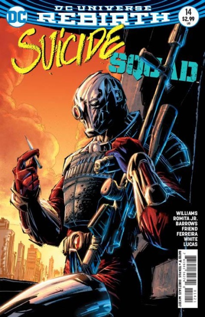 Suicide Squad #14 (Variant Cover)