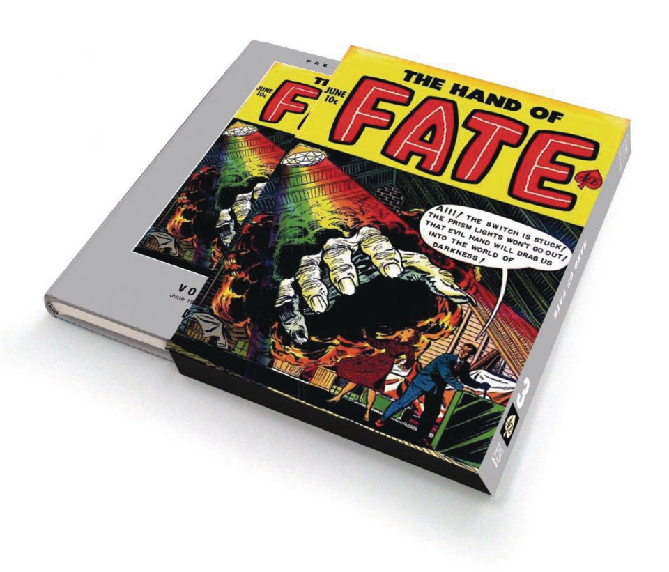The Hand of Fate Vol. 3 (Slipcase Edition)