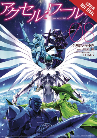 Accel World Vol. 8
