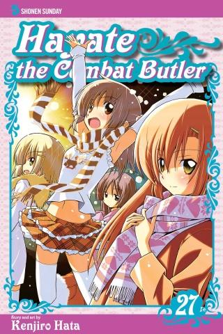 Hayate: The Combat Butler Vol. 27