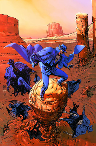 Trinity of Sin: The Phantom Stranger #22