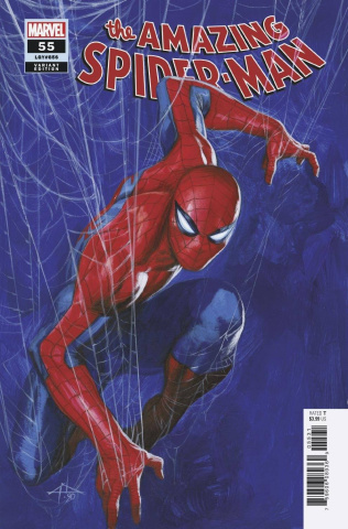 The Amazing Spider-Man #55 (Dell'otto Cover)