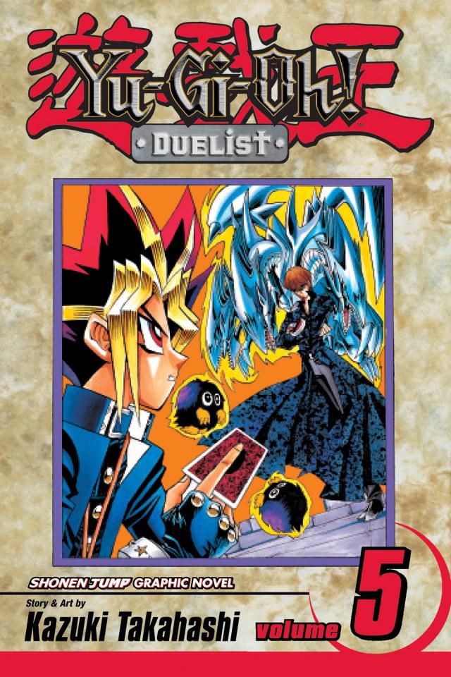Yu-Gi-Oh! Duelist Vol. 5