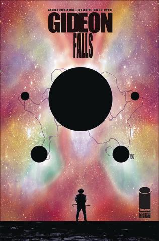 Gideon Falls #11 (Sorrentino Cover)