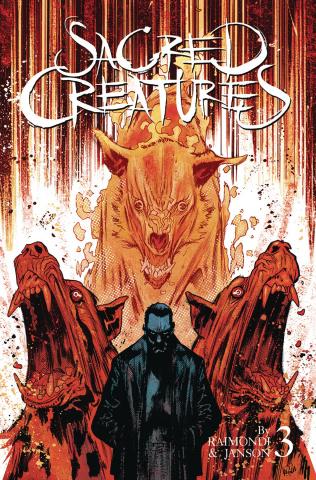 Sacred Creatures #3 (Harren Cover)