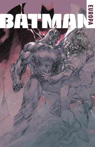 Batman: Europa #1 (Director's Cut)