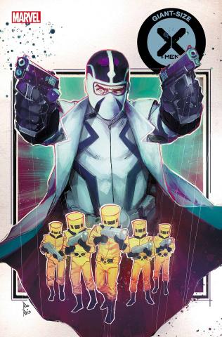 Giant Size X-Men: Fantomex #1