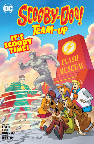 Scooby Doo Team Up: It's Scooby Time