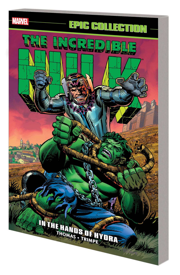 The Incredible Hulk: In the Hands of Hydra (Epic Collection)