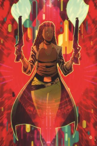Firefly #8 (Doe Cover)