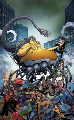 X-Men: Blue #15: Legacy