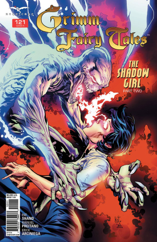 Grimm Fairy Tales #121 (Lashley Cover)