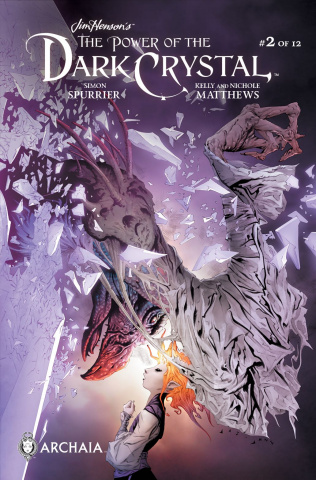 The Power of the Dark Crystal #2 (Lee Cover)