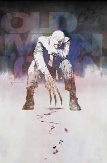Old Man Logan #23 (Sienkiewicz Cover)