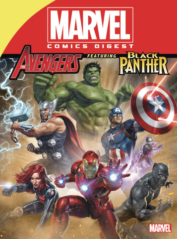 Marvel Comics Digest #5: Avengers & Black Panther
