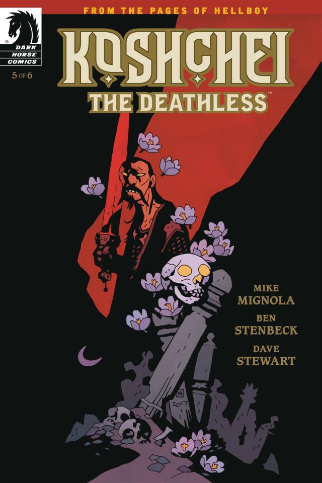 Koshchei: The Deathless #5