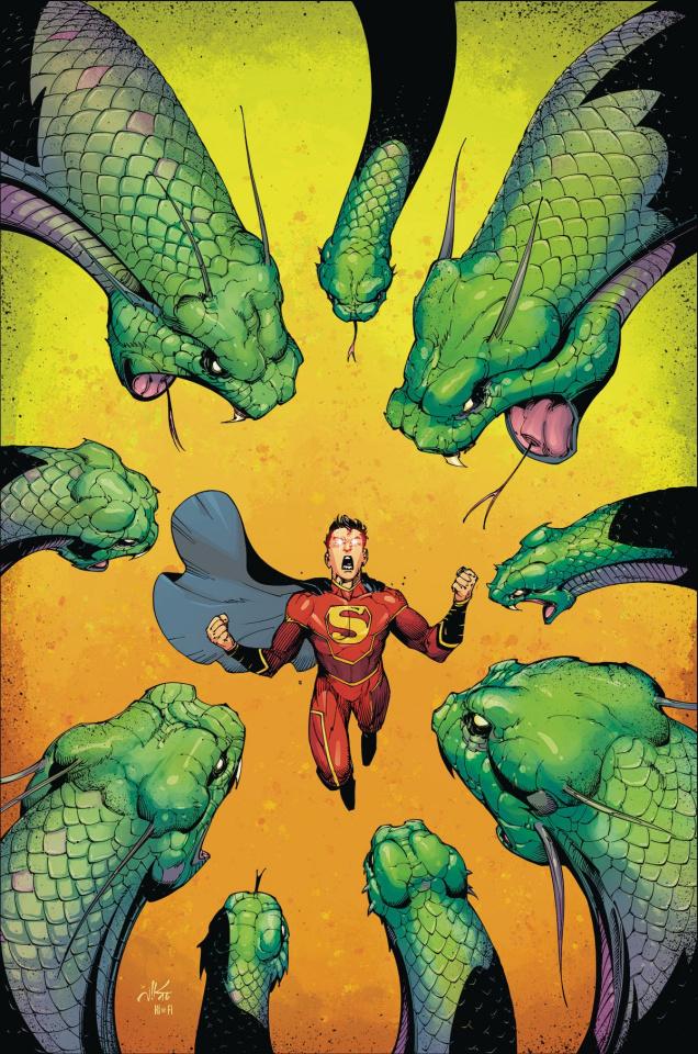 New Super-Man #3