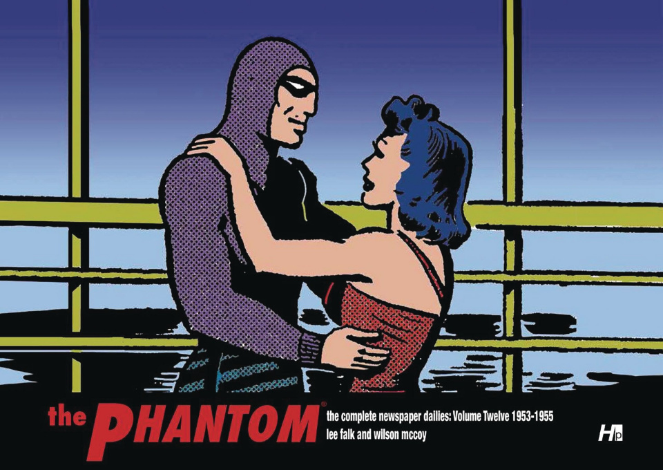 The Phantom: The Complete Newspaper Dailies Vol. 12: 1953 - 1955