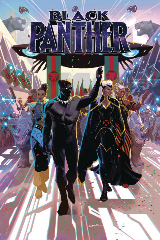 Black Panther Book 8: The Intergalactic Empire of Wakanda, Part 3