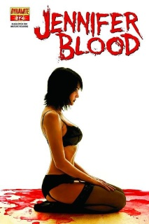 Jennifer Blood #12
