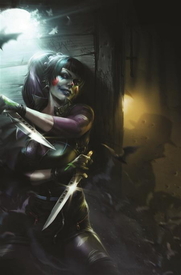 The Joker #1 (Francesco Mattina Cover)