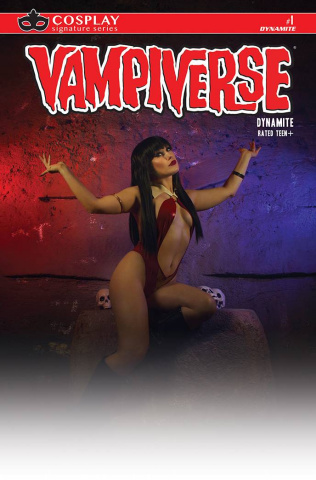Vampiverse #1 (Cosplay Signed Edition)