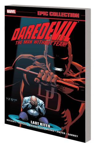 Daredevil: Last Rites (Epic Collection)