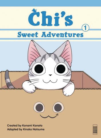Chi's Sweet Adventures Vol. 2