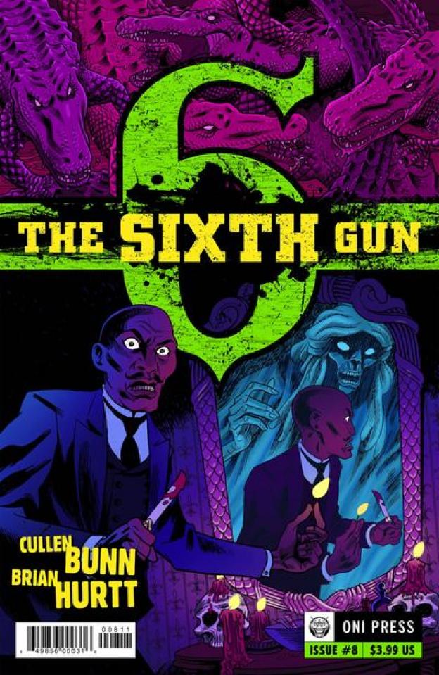 The Sixth Gun #8