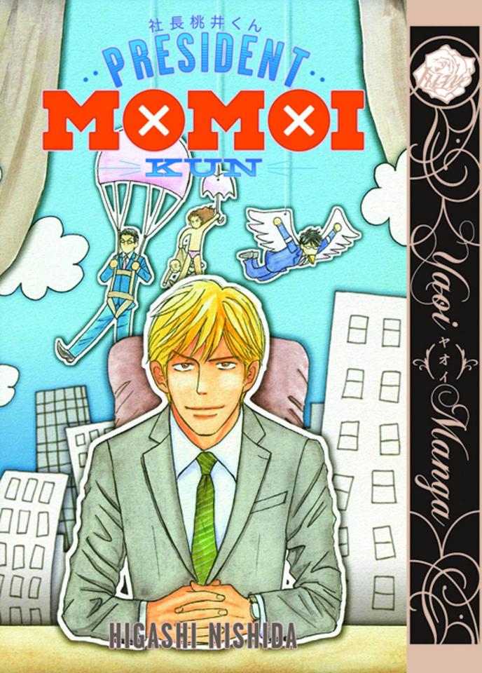 President Momoi Kun