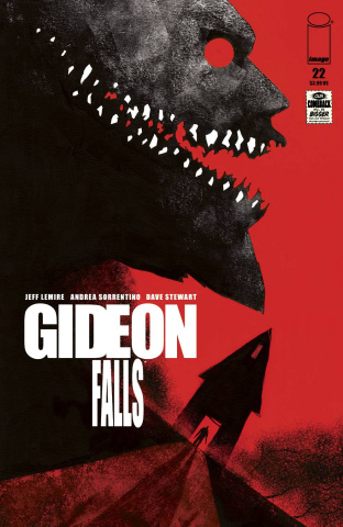 Gideon Falls #22 (Love Cover)