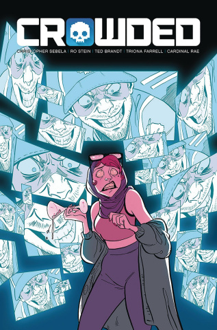 Crowded #4 (Stein, Brandt & Farrell Cover)