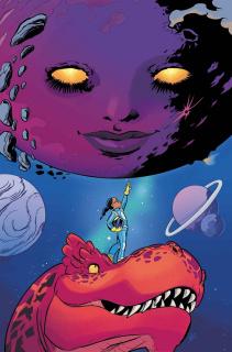 Moon Girl and Devil Dinosaur #19