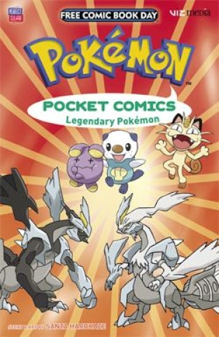 Pokémon Pocket Comics (FCBD 2016 Edition)