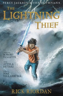 Percy Jackson & The Olympians Vol. 1: The Lightning Thief