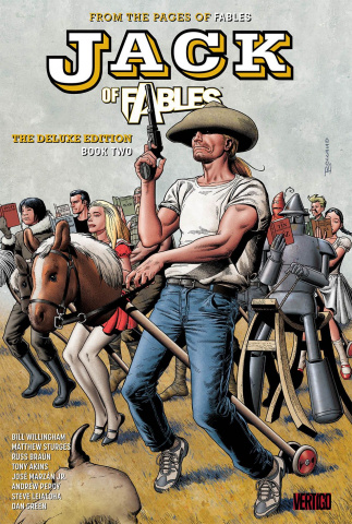 Jack of Fables Book 2 (Deluxe Edition)